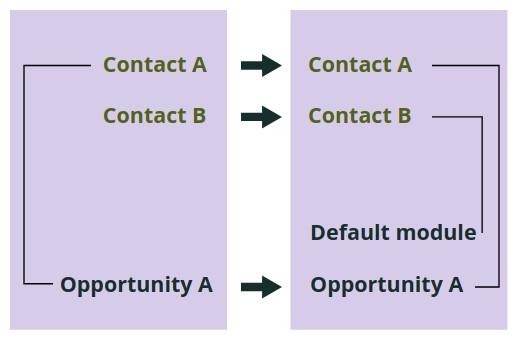 default module