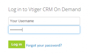 Log_in_to_Vtiger_CRM_on_Demand