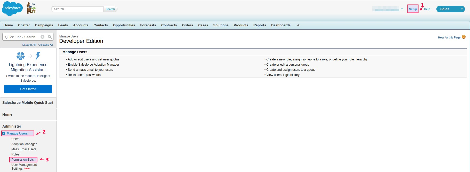 enable api access