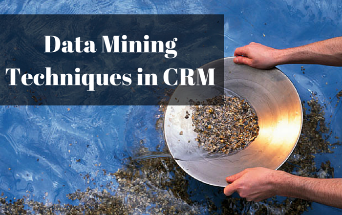 Improving Data Quality in CRM Using Data Mining Techniques