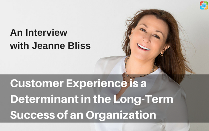 Customer Experience is a Determinant in the Long-Term Success of an Organization'