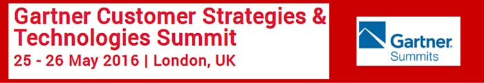 Gartner Customer Strategies and Technologies Summit