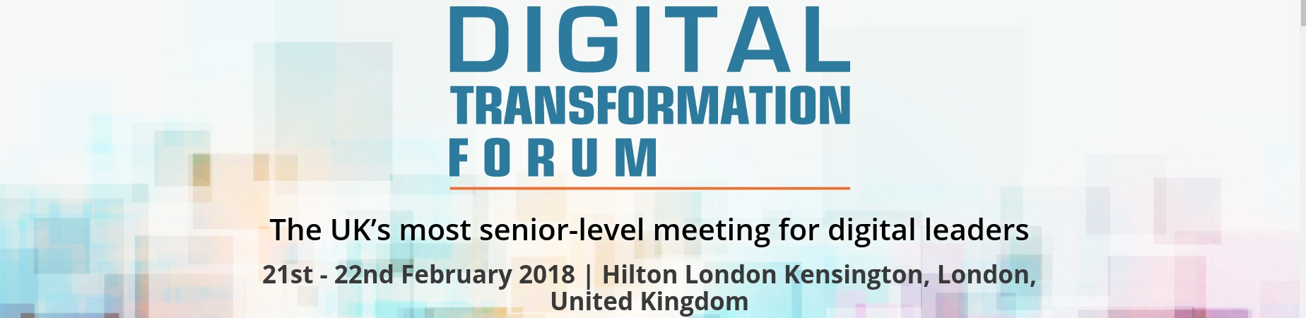 Digital Transformation crm conference