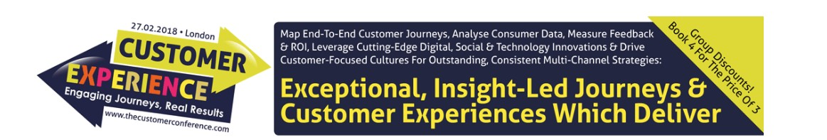 The Customer Experience crm Conference