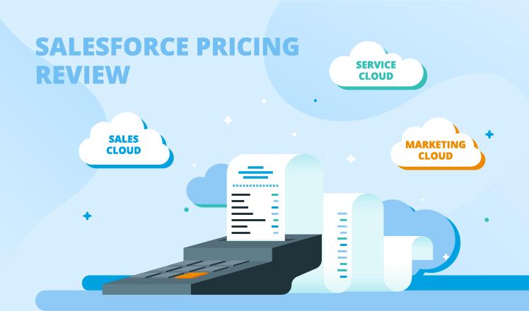 salesforce cost
