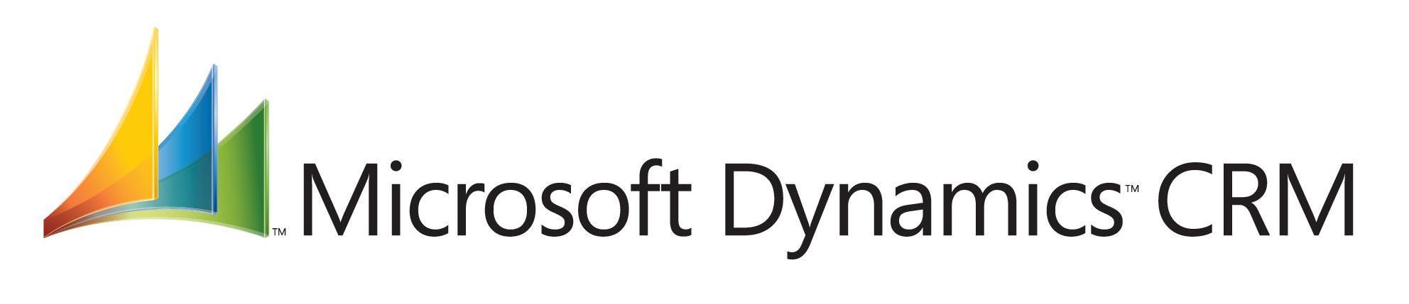 Ms Dynam CRM logo