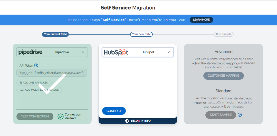 pipedrive to hubspot migration